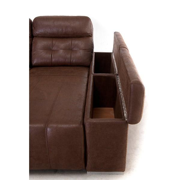 Sofa Vega Chaise Longue Relax