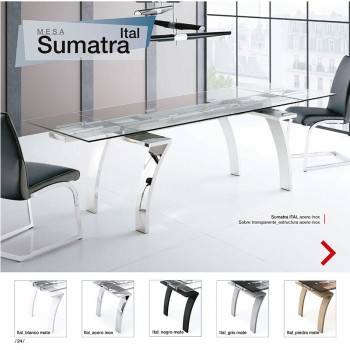 Mesa comedor  Sumatra Ital