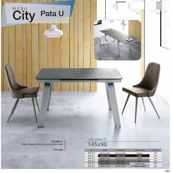 Mesa comedor  City pata U