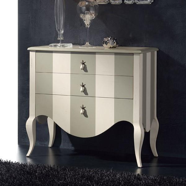 Mueble auxiliar carlotta 3c - Mueble auxiliar clasico ...