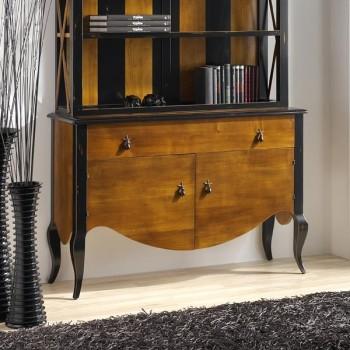 Mueble auxiliar Carlotta 1c,2p