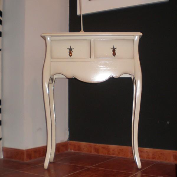 Mueble entrada albelda 2 cajones - Muebles de entrada vintage ...