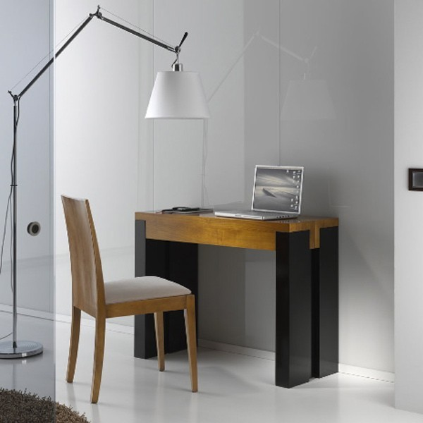 Decorar cuartos con manualidades mesa consola extensible comedor newton - Consola extensible barata ...