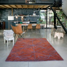 Alfombra African house- Nanimarquina.