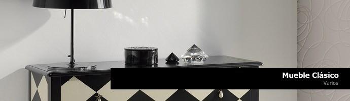 Muebles de entrada clasicos de estilo vintage icono - Muebles de entrada vintage ...