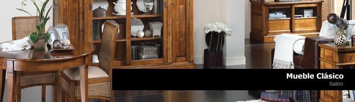 Muebles de salon clasicos icono interiorismo - Muebles de salon clasico ...